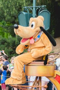 Disneyland, me kohtusime taas!