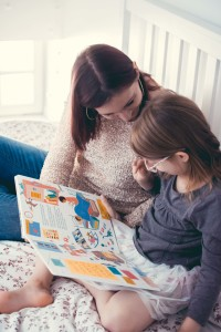 Tähti jahtides ehk siis meie uus abimees lugema õppimisel