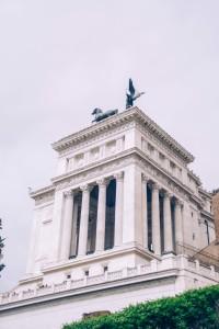 Kolm maagilist päeva ehk Rooma oma täies ilus