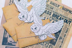 Harry Potteri teemaline sünnipäevapidu